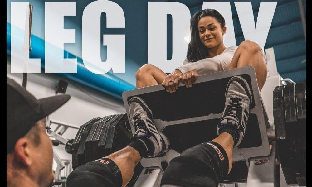 HEAVY LEG DAY