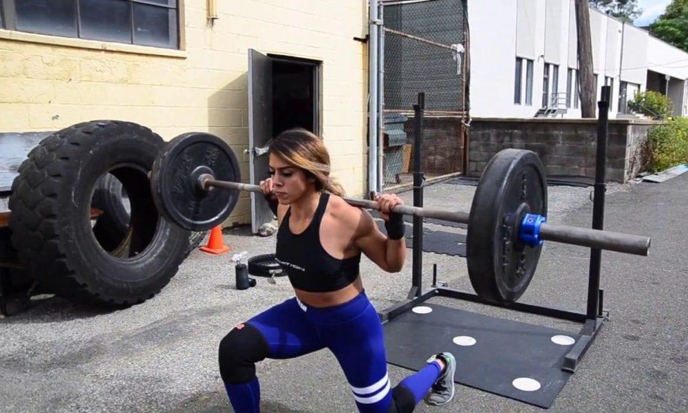 Heba Ali's Functional Leg Training