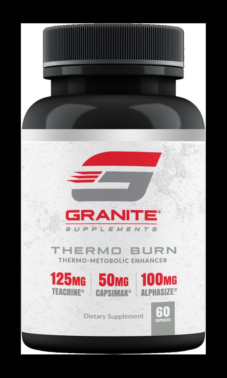 Granite supplement thermo metabolic enhancer dietary supplement