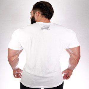 Granite Logo T-Shirt (White)