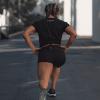 back of Granite supplements shirt black