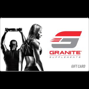 Granite Gift Card